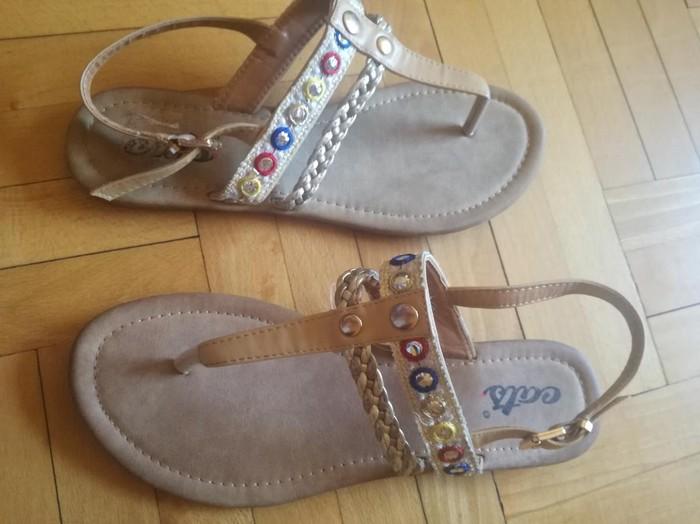 Nove sandale broj 41. Kupljene u inostranstvu. - Bajina Basta