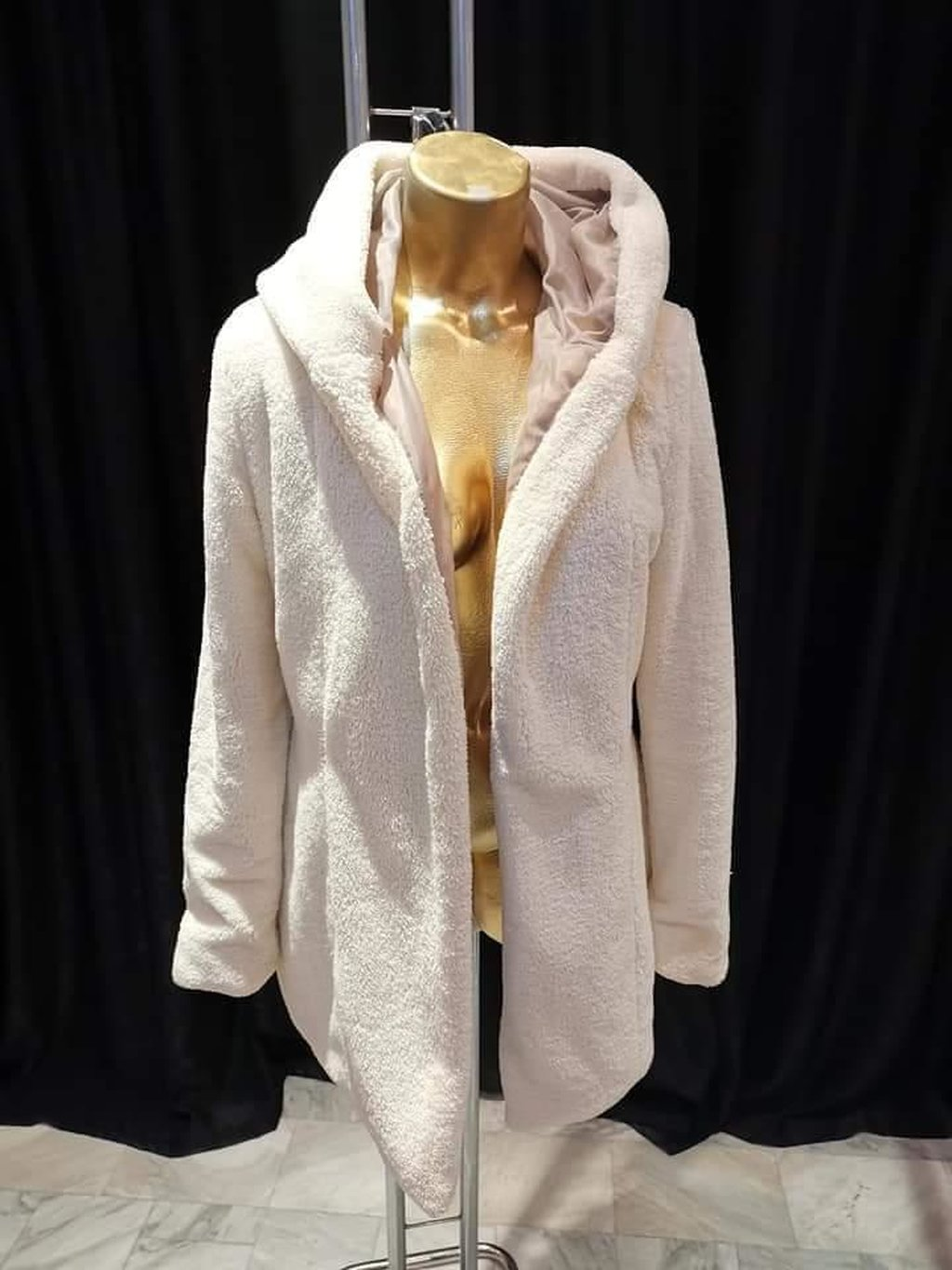 Teddy coat m