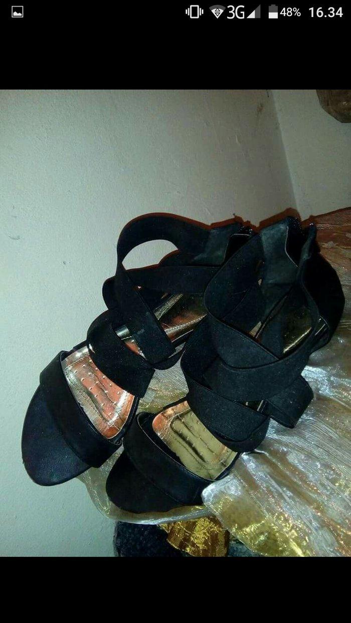 Ocuvane sandalice 40 br,al moze i 41 rastezu se :) - Backa Palanka