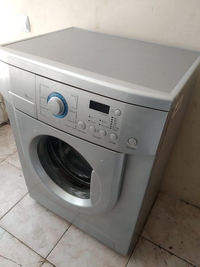 Dual Avtomatik Washing Machine LG 5 kg.. Photo 3