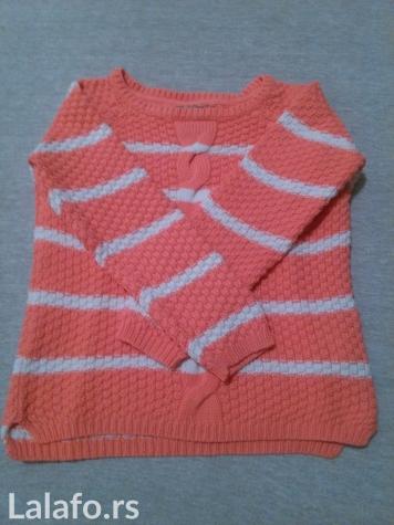 Prelep džemper za devojčice. C&a. Bez oštećenja,kao nov. Veličina  - Cuprija