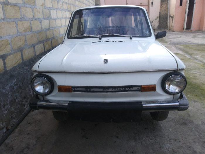ZAZ 968 Zaporozhec 1991. Photo 0