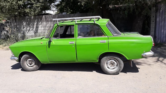 Москвич 412 1980. Photo 1