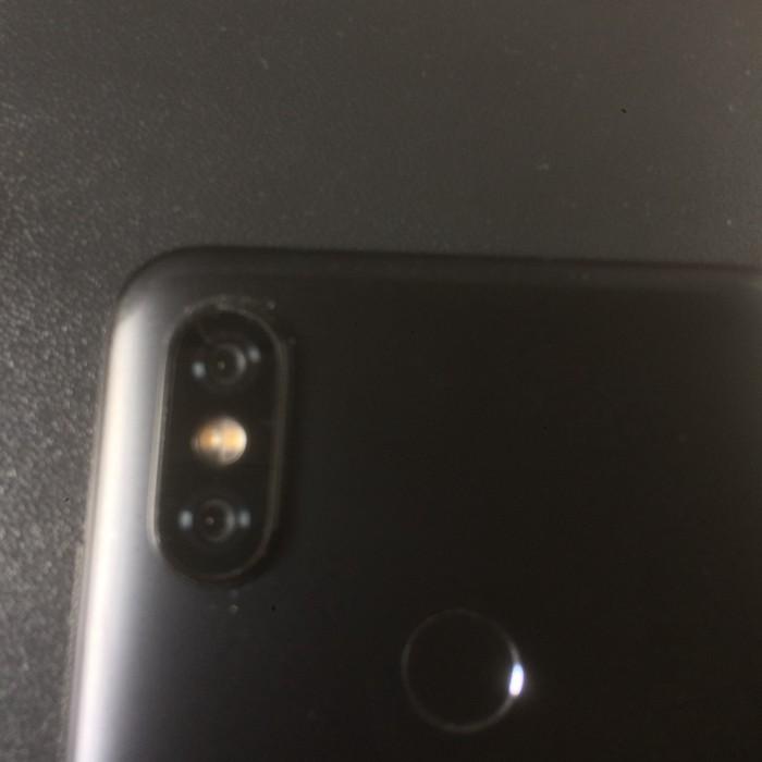 Μεταχειρισμένο Xiaomi Mi A2 64 GB μαύρος. Photo 6