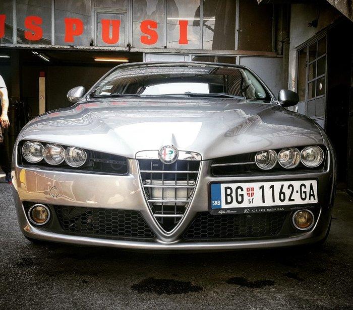 Alfa Romeo 159 2007 - Beograd