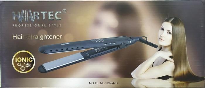 Выпрямитель волос титановый покрытие. Photo 0