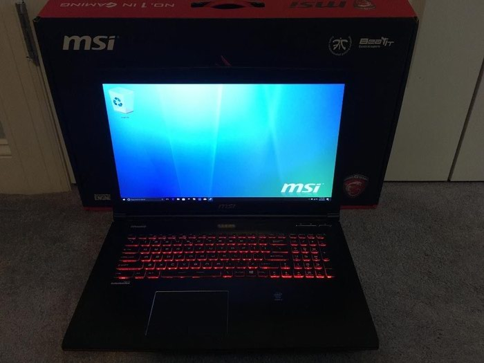 Apache Pro Gaming Laptop. Photo 2