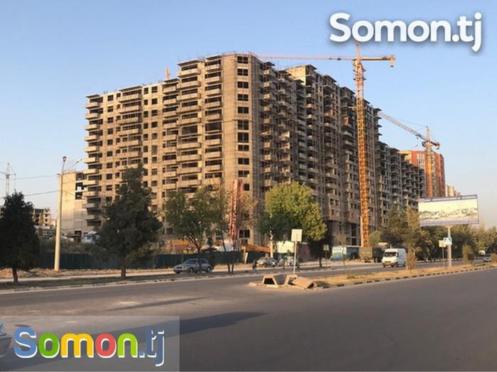 Продается квартира: 1 комната, 53 кв. м., Душанбе. Photo 0