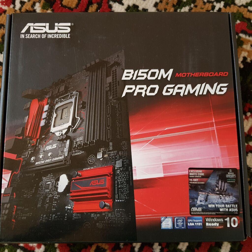 1151 B150M Pro Gaming: 1151 B150M Pro Gaming