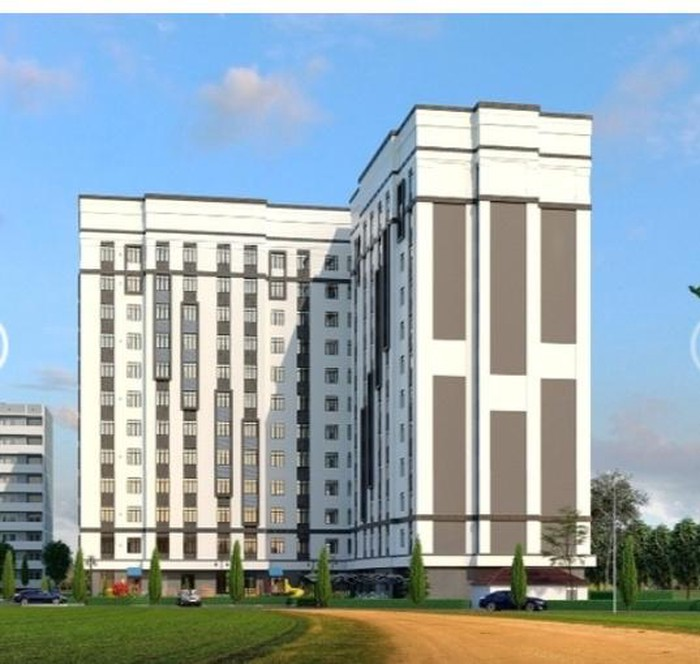 Продается квартира: 2 комнаты, 58 кв. м., Бишкек. Photo 1