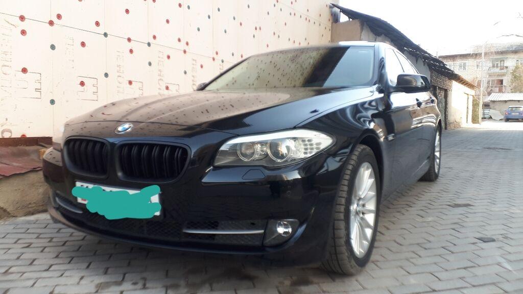 BMW 535 3 л. 2010 | 200000 км: BMW 535 3 л. 2010 | 200000 км