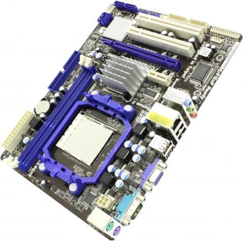 Материнская плата asrock 960gm-gs3 fx для процесоров АМД сокет АМ3+