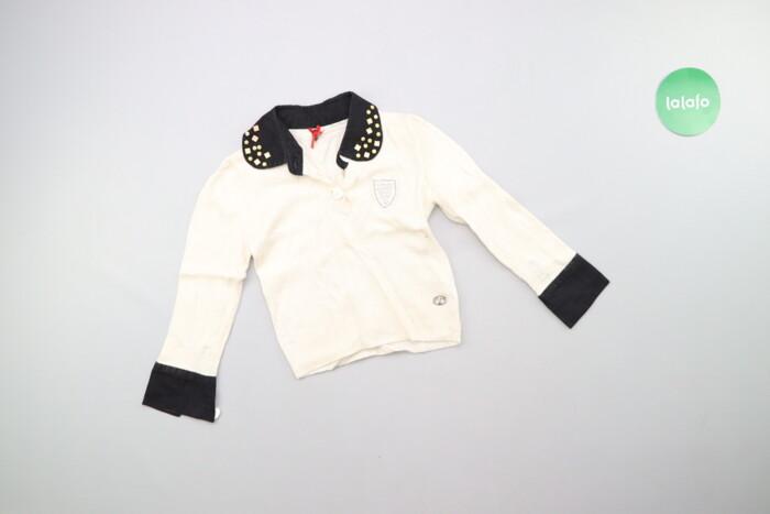 Дитячий стильний светр з коміром     Довжина: 34 см Ширина плечей: 28: Дитячий стильний светр з коміром     Довжина: 34 см Ширина плечей: 28