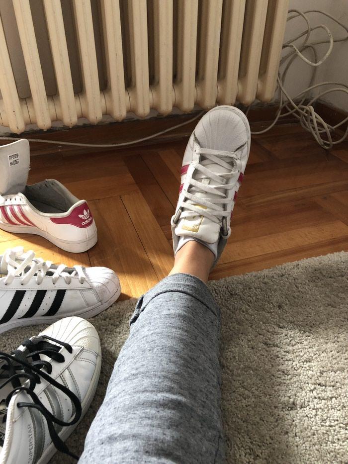 Adidas super star original br 39 . Photo 1