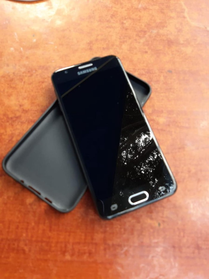 İşlənmiş Samsung Galaxy J5 Prime 16 GB göy. Photo 3