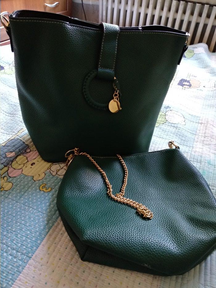 2339c09d4434 Женская сумка, двойка в отличном состоянии за 300 KGS в Бишкеке ...