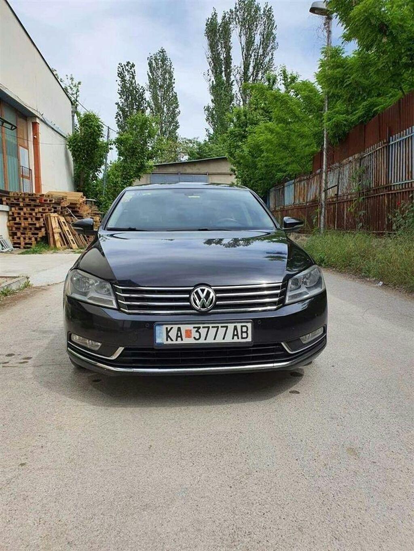 Volkswagen - Γιαννιτσά: Volkswagen Passat 2 l. 2013   244000 km