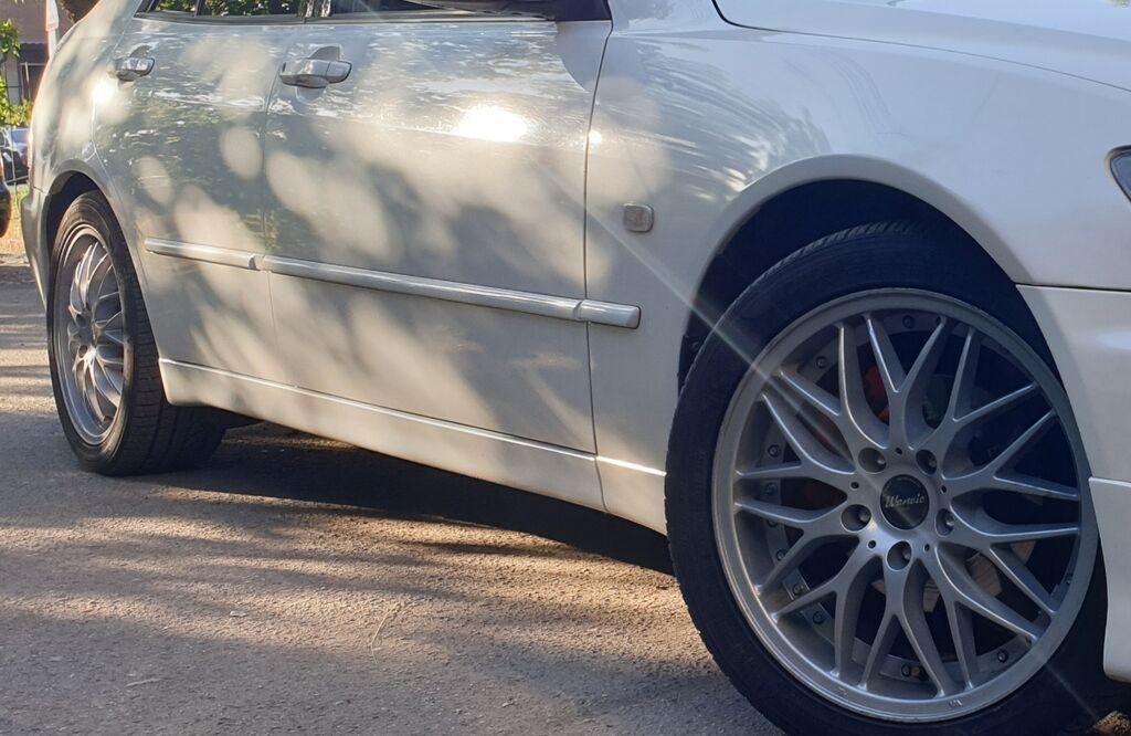 Продам диски Monza Warwick R17 7j et38 5×114.3. 280$ без резины, 380$: Продам диски Monza Warwick R17 7j et38 5×114.3.  280$ без резины, 380$