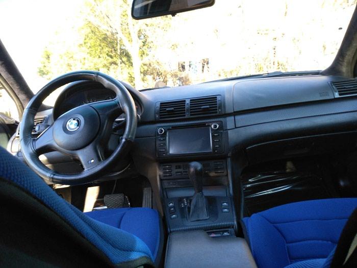 BMW 320 2002. Photo 5