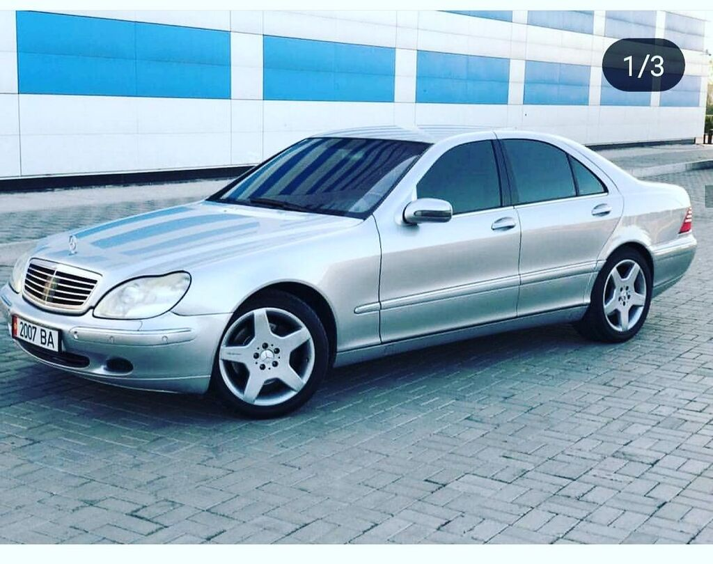 Mercedes-Benz 500 5 л. 2000