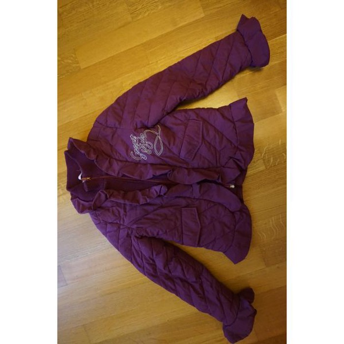 Alouette μπουφαν για 10χρ με μικρη φορμα (για 7-8χρ) . Photo 0