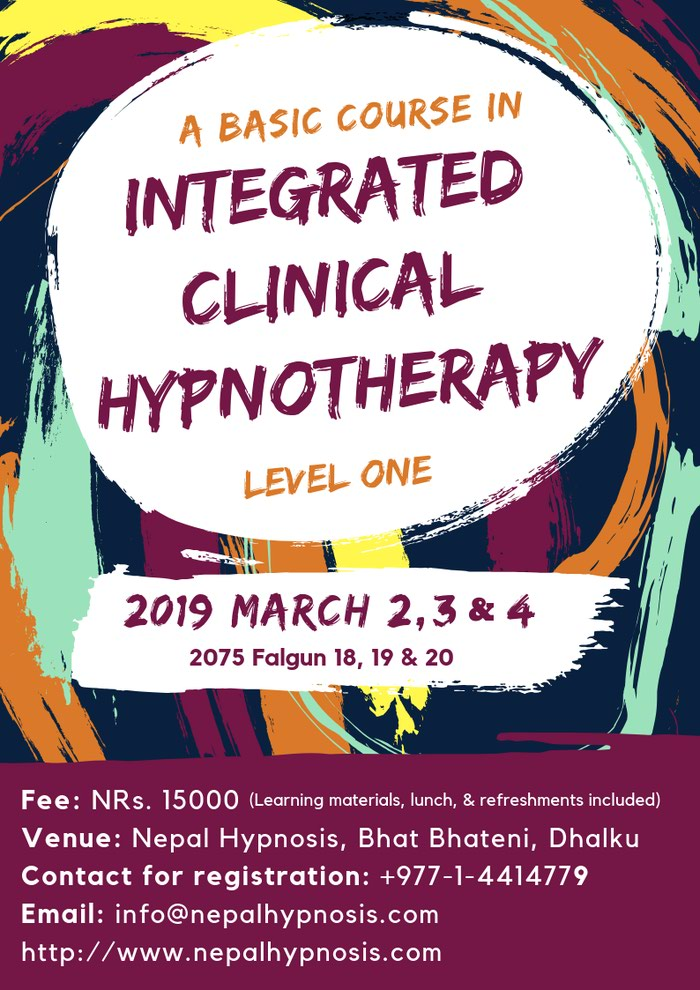 Integrated Clinical Hypnotherapy in Kathmandu