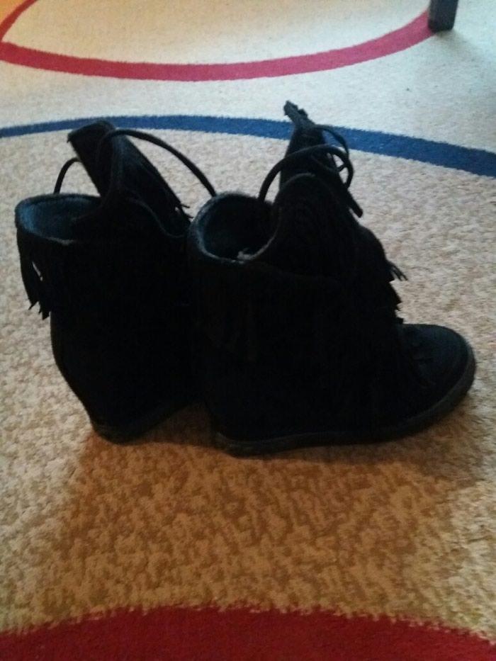 Cipele na platformu 37 br