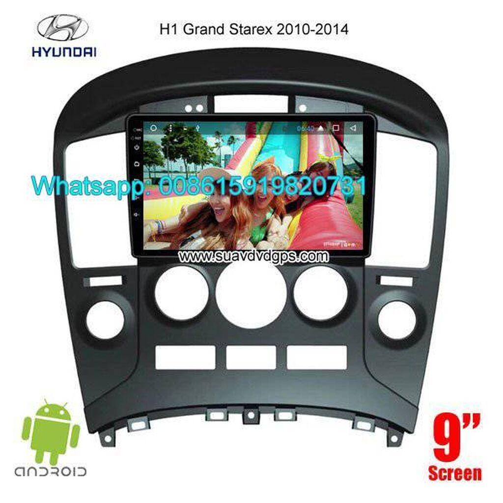 Car Accessories - Kirtipur: Hyundai H1 H-1 Grand Starex auto radio Suppliers  Model Number: