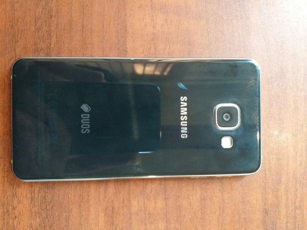 Yeni Samsung Galaxy A3 2016 16 GB qara