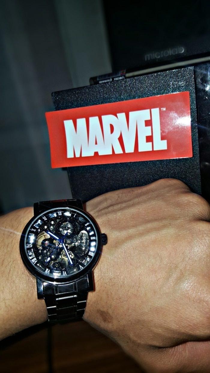 371ce5c0cf00 Мужские Черные Классические Наручные часы