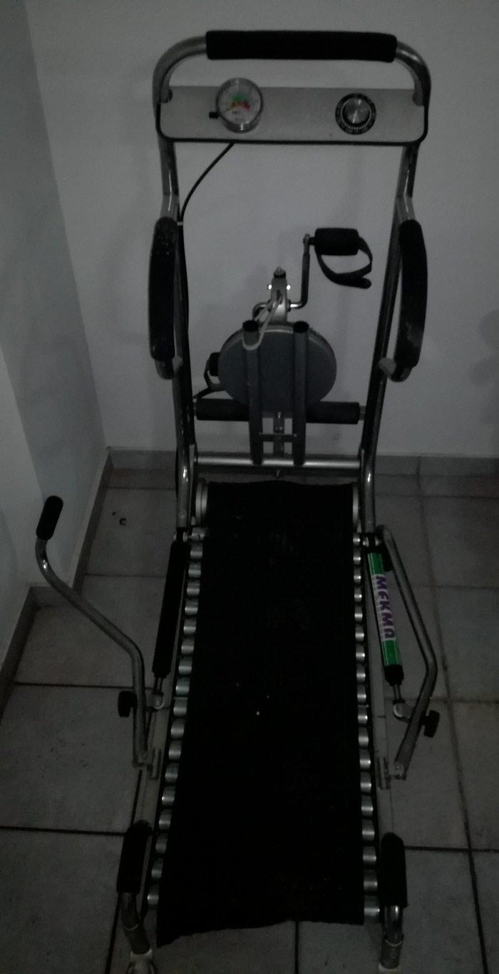 Πωλείται πολυ-όργανο γυμναστικής χειροκίνητο, μη ηλεκτρικό!