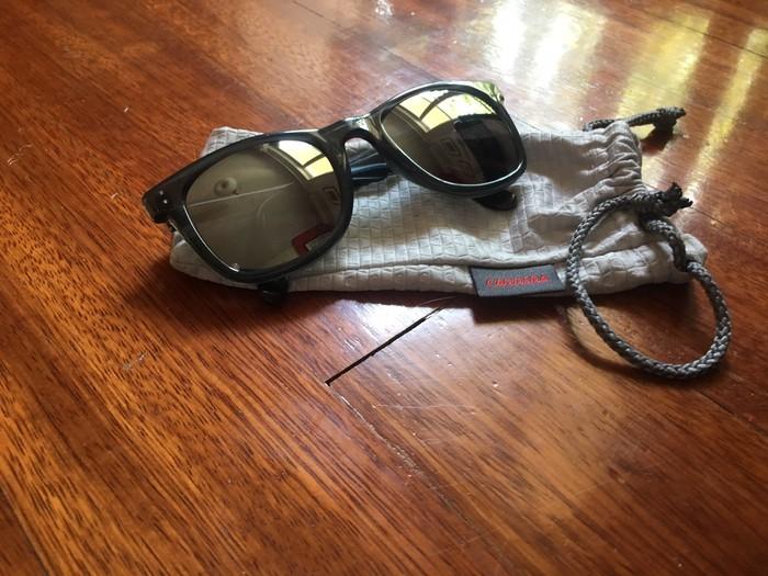 Γυαλιά ηλίου καθρέφτης Carrera, unisex . Photo 3