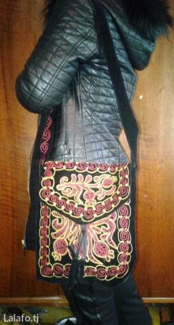 Сумка в национальном стиле. Вышивка из шелковой нити в Душанбе