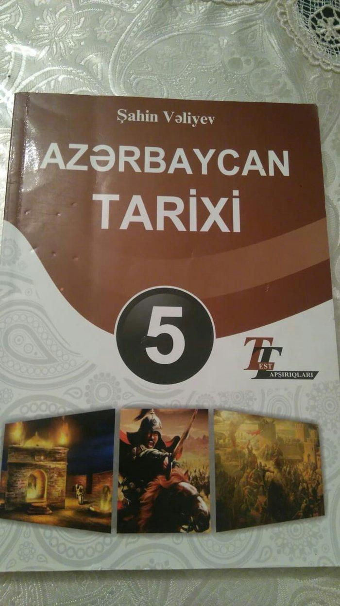 Bakı şəhərində Azerbaycan Tarixi (5 sinif) Şahin Veliyev