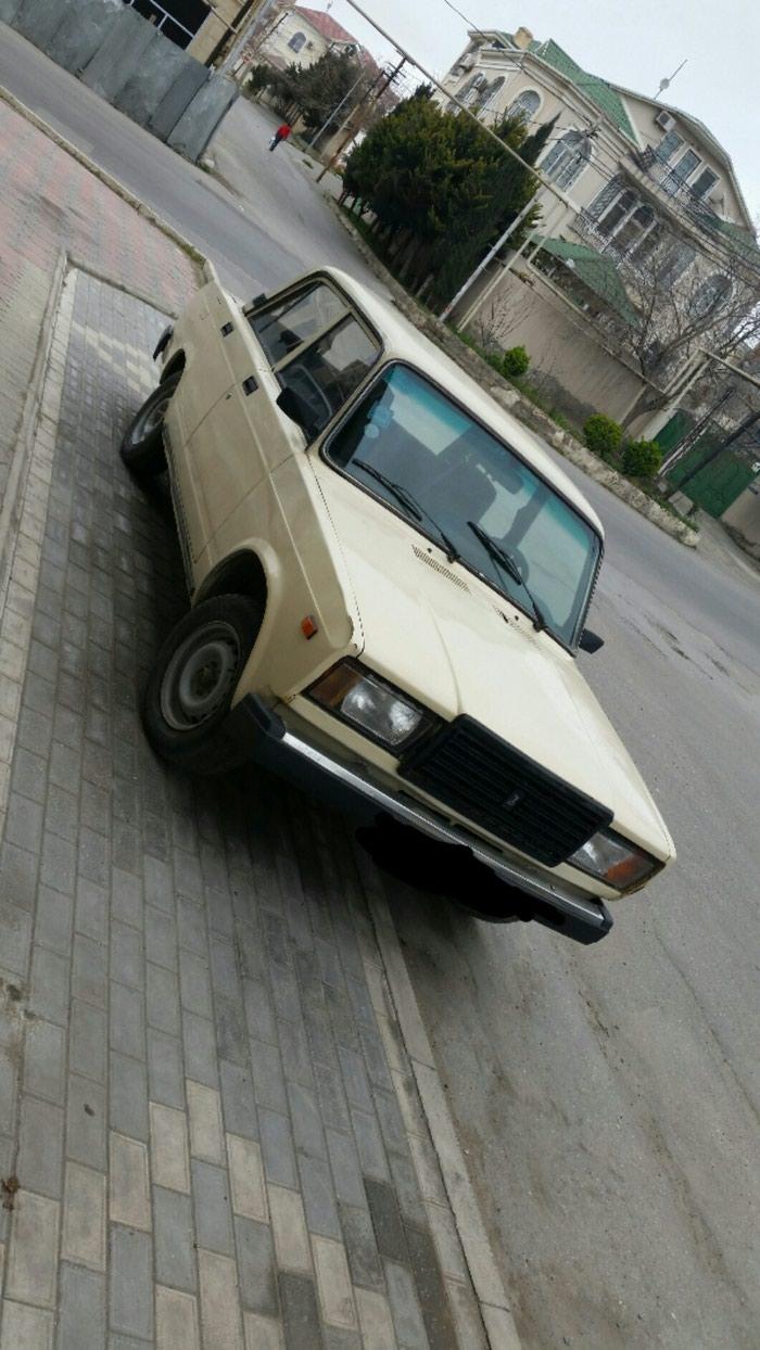 VAZ (LADA) 2107 1990. Photo 7