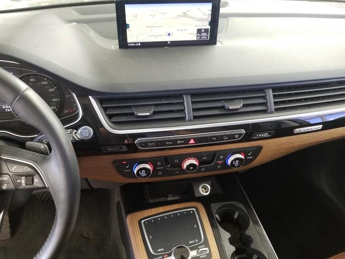 Audi Q7 2017. Photo 6