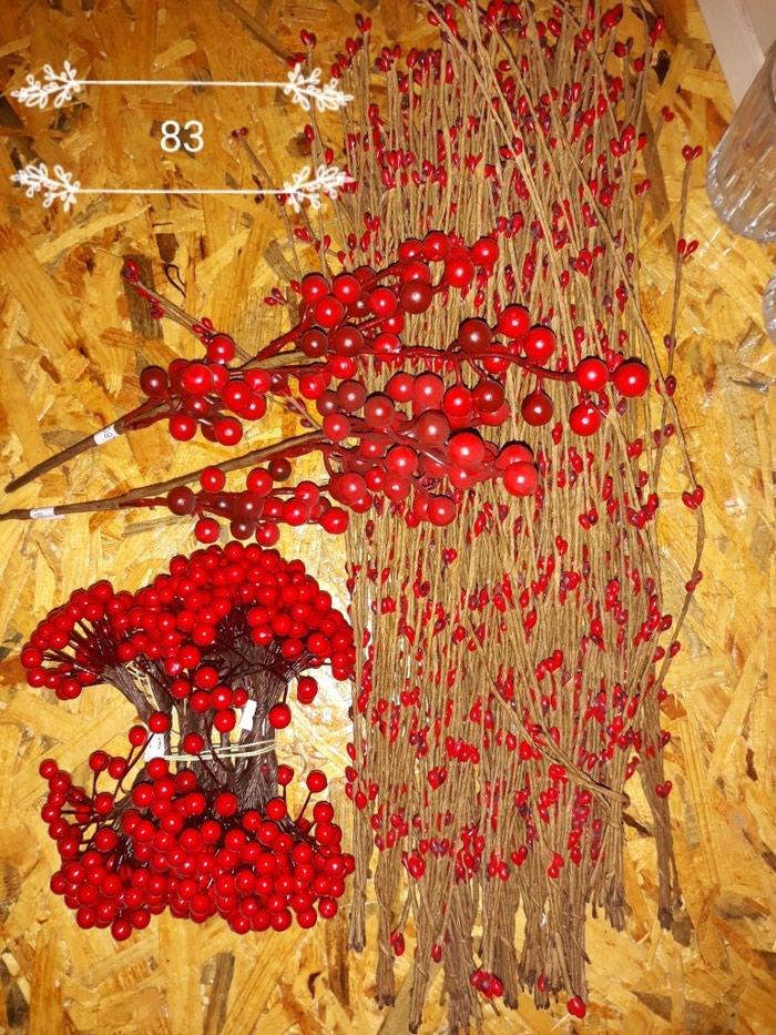 Πλαστικα λουλουδακια για διακοσμηση. Photo 0
