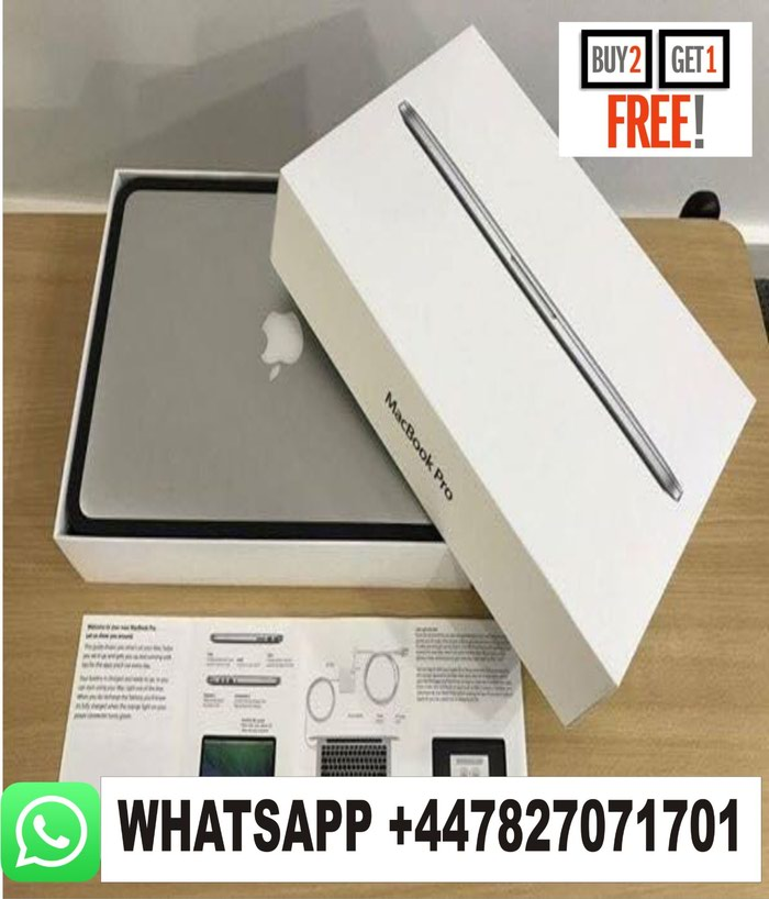 Available Macbook Pro With Complate Accessories. Photo 0