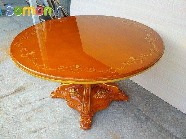 Королевский обеденный стол в Душанбе