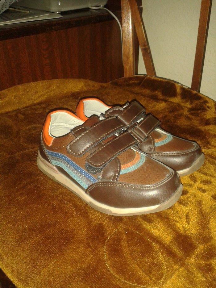 Продаю детские туфли на мальчика в хорошом состояние размер 28 в Бишкек
