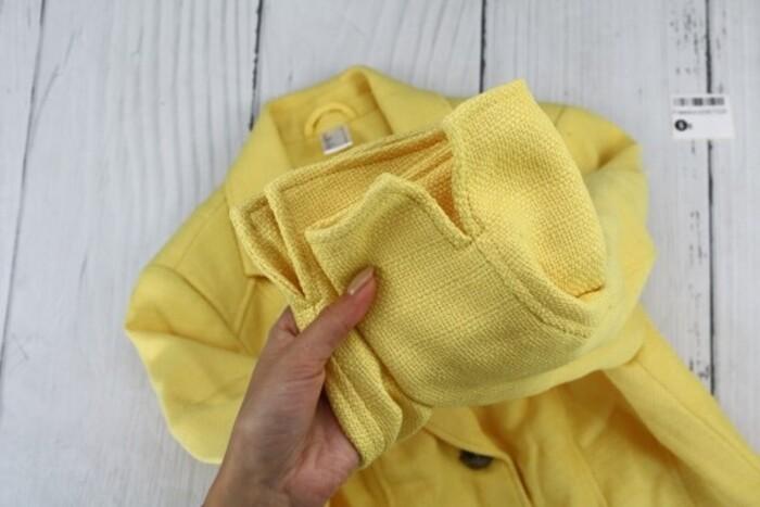 Костюмы в Киев: Товар: Пиджак женский, желтый, размер 40, 5567029