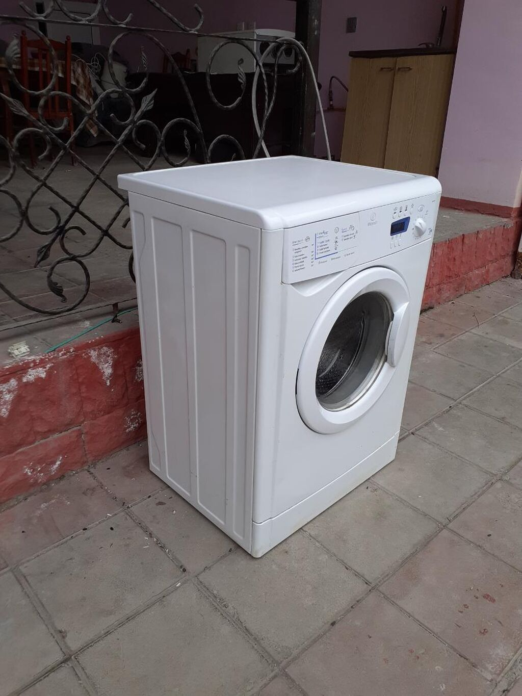 Washing Machine Indesit 6 kq