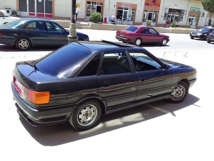 Audi 80 1990. Photo 7
