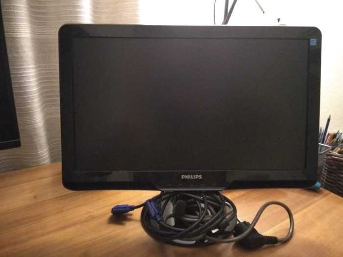 PHILIPS monitor LCD 192 Ε2 σε Χαλάνδρι