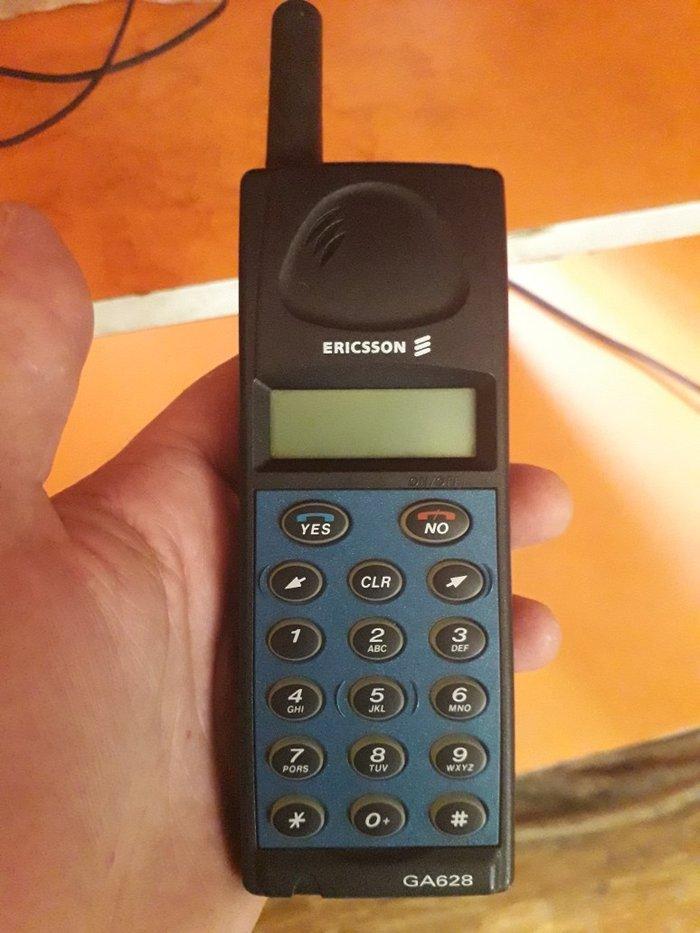 Bakı şəhərində Ericsson 628 normal iwleyir hec bir prablemi yoxdu adaptir oz