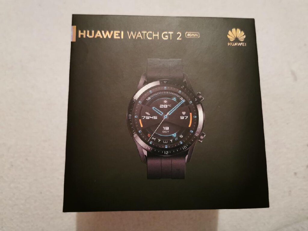 HUAWEI WATCH GT2 46MM NOV 2 GODINE GARANCIJA