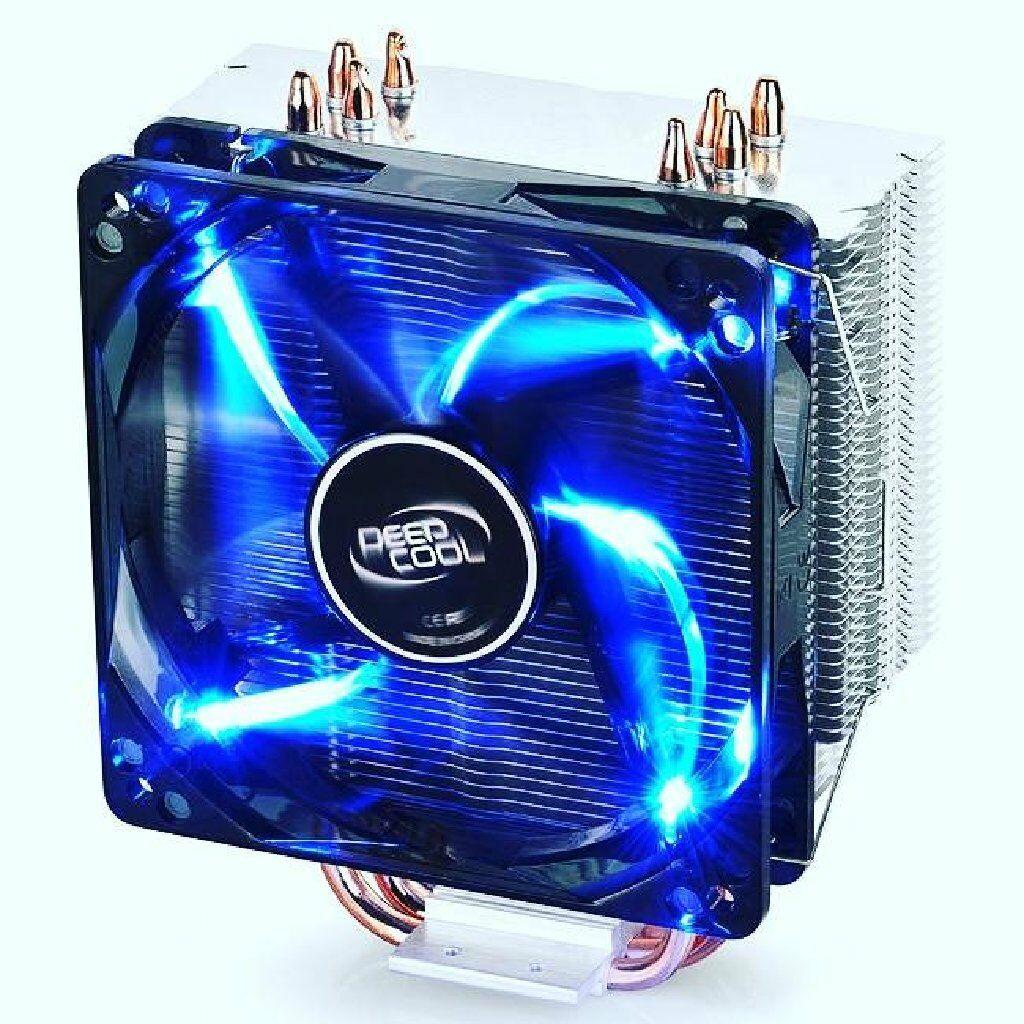 Gammaxx 400 башенный кулер , отлично подходит для охлаждения процессора !!!