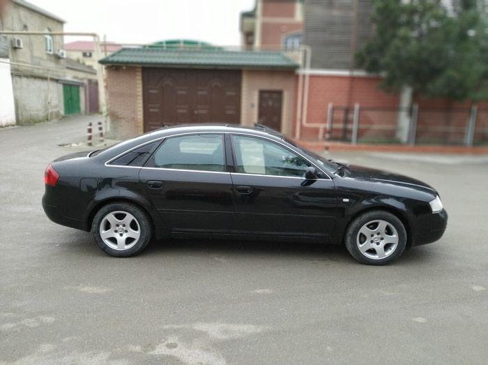 Audi A6 1998. Photo 7