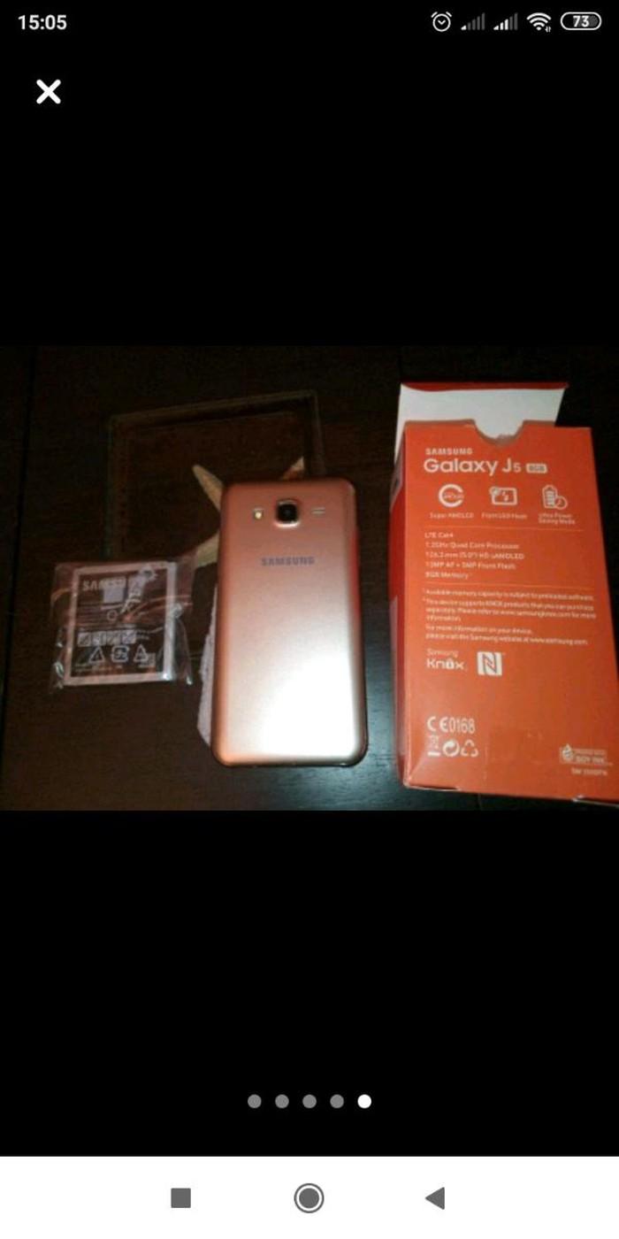 Μεταχειρισμένο Samsung Galaxy J5 . Photo 4