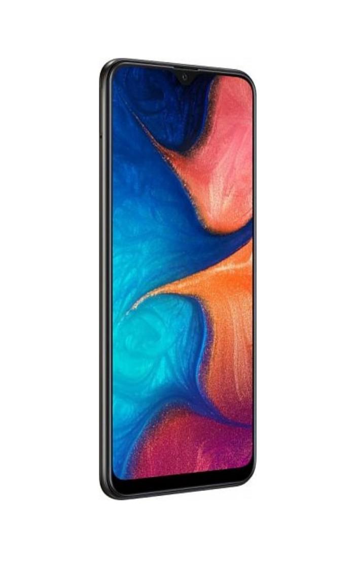 Б/у Samsung A20 32 ГБ Черный. Photo 1